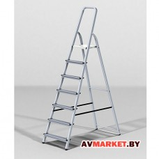 Лестница стремянка алюм 147 см 7 ступ. 4.9кг PRO STARTUL ST9940-07