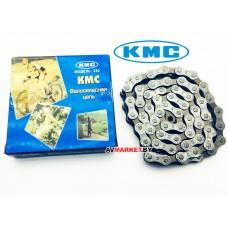 """Цепь KMC Z-50 горн 6-7 скоростей 116зв. 1/2"""" X 3/32"""""""