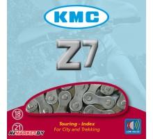 Цепь KMC Z7 116 звеньев