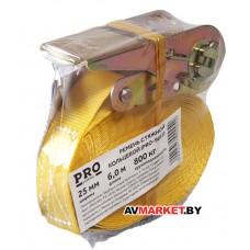 Ремень стяжной кольцевой 0,8т 6м PRO STARTUL PRO-9015