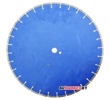 Алмазный круг 450*25,4 бетон 35 1502454450