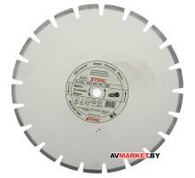 Алмазный круг 350*20мм бетон STIHL Standart 08350907001 0299043360