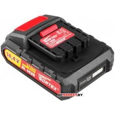 Аккумулятор WORTEX BD1425DLi 14.4B 1.5A Li lon BL14250006 Китай