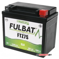 Аккумулятор FULBAT SLA FTZ7S AGM 113*70*105 6Ач -/+550635 Китай