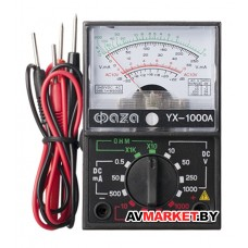 Мультиметр аналоговый YX-1000A Фаза арт 4895205000537 Китай