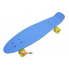 Скейтборд HB28-BL голуб Китай