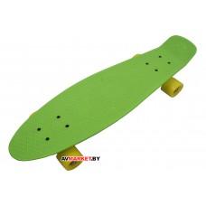 Скейтборд HB28-GN зел Китай