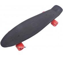 Скейтборд HB28-BK черн Китай