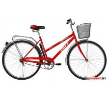 Велосипед Foxx 28 FIesta 20 женский цвет красный 28SHL.FIESTA.RD9 Россия