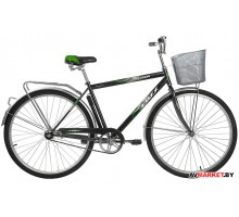 Велосипед Foxx 28 Fusion 20  цвет чёрный 28SHM.FUSION.BK9 Россия