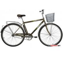 Велосипед Foxx 28 Fusion 20  цвет коричневый 28SHM.FUSION.BR9 Россия
