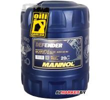 Масло моторное полусин. универс.Mannol Defender SAE 10w40 API SL 20L