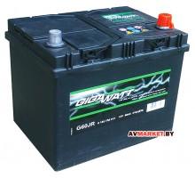 Аккумулятор GIGAWATT 60Ah евр 510A (232*173)