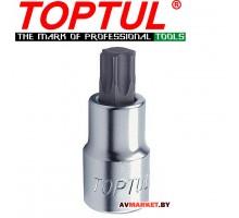 Головка 1/2 с насадкой TORX T27 TOPTUL (BCFA1627)
