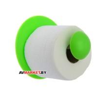 Держатель для туалетной бумаги Aqua салатный BEROSSI Беларусь
