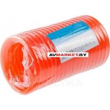 Шланг полиуретановый спиральный ECO ф6/8 мм с быс 4м