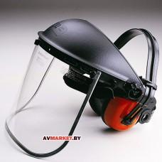 Щиток защитный (пластик) с наушн. LONG DAR PLASTIC DP871A56