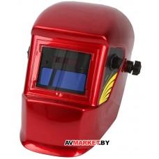 Щиток защитный сварщика VOGUE 350D RED