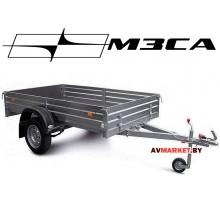 Прицеп МЗСА-817702.001-05 (245х151 см, борт 29 см) для перевозки мотоциклов, ATV и других грузов