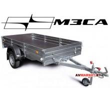 Прицеп МЗСА-817703.001-05 (273х151 см, борт 29 см) для перевозки мотоциклов, ATV и других грузов