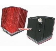 Катафот (красный) VT18-14014 Китай