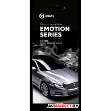 Ароматизатор воздуха картонный GraSS Emotion Series Spirit AC-0168 Россия