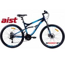 """Велосипед 26"""" горный Aist Avatar Disk синий 2019 4810310005352"""