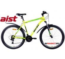 """Велосипед 18"""" горный Aist Quest желто-зеленый 2019 4810310005444 РБ"""
