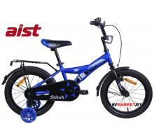 """Велосипед 16""""двухколесный для детей Aist STITCH синий 2020 4810310007721"""