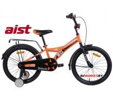 """Велосипед 20"""" двухколесный для детей Aist STITCH  оранжевый 2019 4810310003945 Китай"""