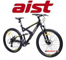 "Велосипед Aist DAKAR Disc 26"" 18 черный 4810310002122"