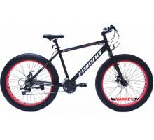 Велосипед двухколесный FAVORIT мод. SHOCK PRO 26MD SHKP26V.19RD
