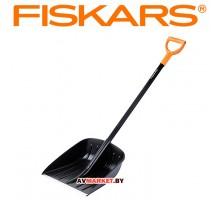 Лопата снеговая FISKARS 355*455 мм 142610