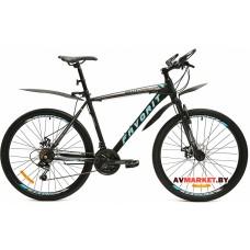 Велосипед  двухколесный FAVORIT модель BULLET 26 Китай (черно-серый,черно-красный,черно-оранжевый)