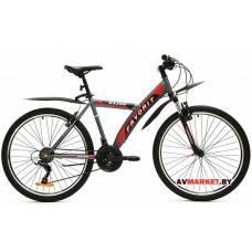 Велосипед  двухколесный FAVORIT модель RAZOR 26 Китай (черно-красный,черно-синий)