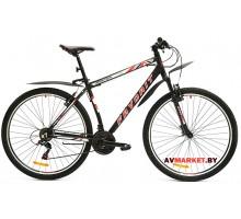 Велосипед  двухколесный FAVORIT модель MASTER 29 Китай (черно-красный, черно-синий)