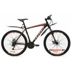 Велосипед  двухколесный FAVORIT модель BULLET 27 Китай (черно-красный)