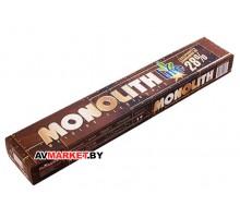"""Электроды РЦ ф2,5мм (уп. 0,5 кг) TM Monolith OOO CЗCЭ"""" 4820130190916 Украина"""