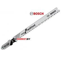 Пилка лобз. по дереву/ламинату T101BF (1 шт.) BOSCH арт.2608634988 (Швейцария)