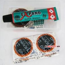 Ремонтный комплект для велокамеры Expand EXPRES 3104