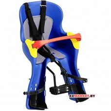 Кресло велосипедное детское HTP KIKI TS синий Польша 2759