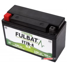 Аккумулятор FULBAT SLA FT7B-4 AGM 150*65*93 6.5Ач -/+ 550641 Китай