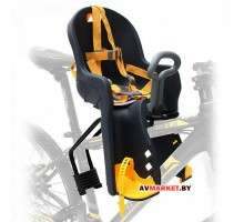 Сиденье велос. BQ10 дет из пластика на велораму
