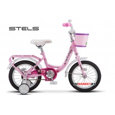 "Велосипед 14"" STELS Flute Lady Россия"