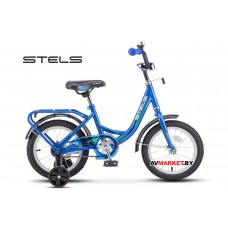 """Велосипед 14"""" STELS Flute Россия"""