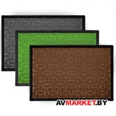 Коврик придверный рельефный Grass 60х90 см VORTEX 22524 Китай