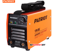 Аппарат сварочный PATRIOT 170DC MMA 605302516