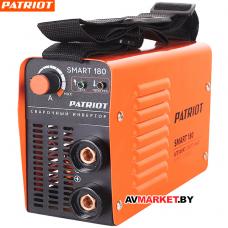 Аппарат сварочный PATRIOT SMART 180 MMA 605301835
