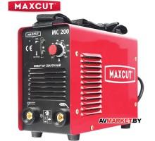 Инвертор сварочный MAXCUT MC200 65300200