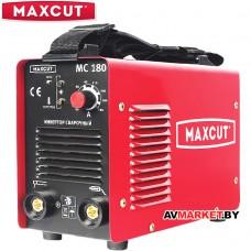 Инвертор сварочный MAXCUT MC180 65300180